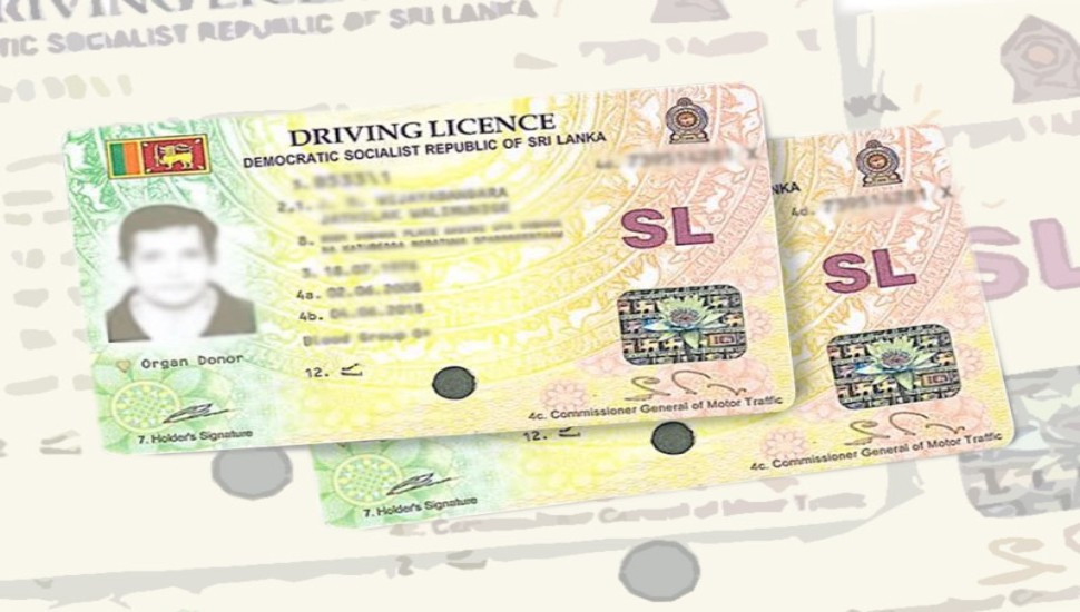 Driving licence validity extended