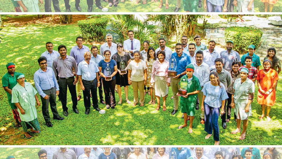Business as a Matter of Human Service: The tea inspired Journey of a Truly Sri Lankan, Truly Sustainable Brand