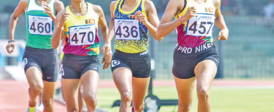 National Trials – Day 3: Dilshi Shatters 800m SL Record