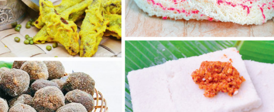 Sri Lankan Sweetmeats Through  the Ages