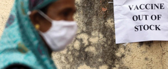 Indian States Report  Vaccine Shortages Amid  Record COVID Surge