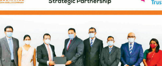 Bancassurance Leadership in Sri Lanka:  Union Assurance partners with Nations Trust Bank