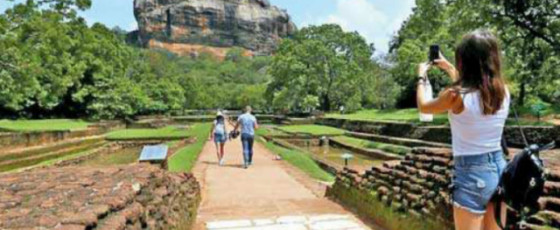 Over 9600 tourist arrivals in 2021 first quarter: SLTDA