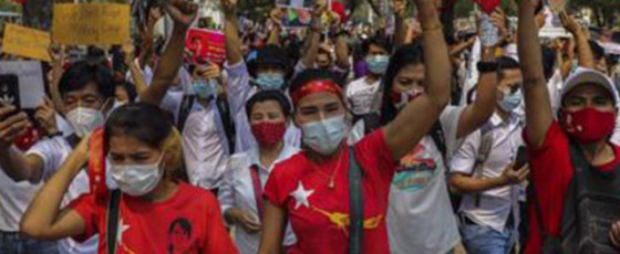 The Global Tremors of Myanmar's Coup
