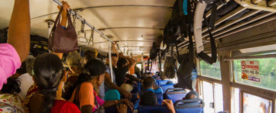 Private  buses to be deployed for returnees to Colombo