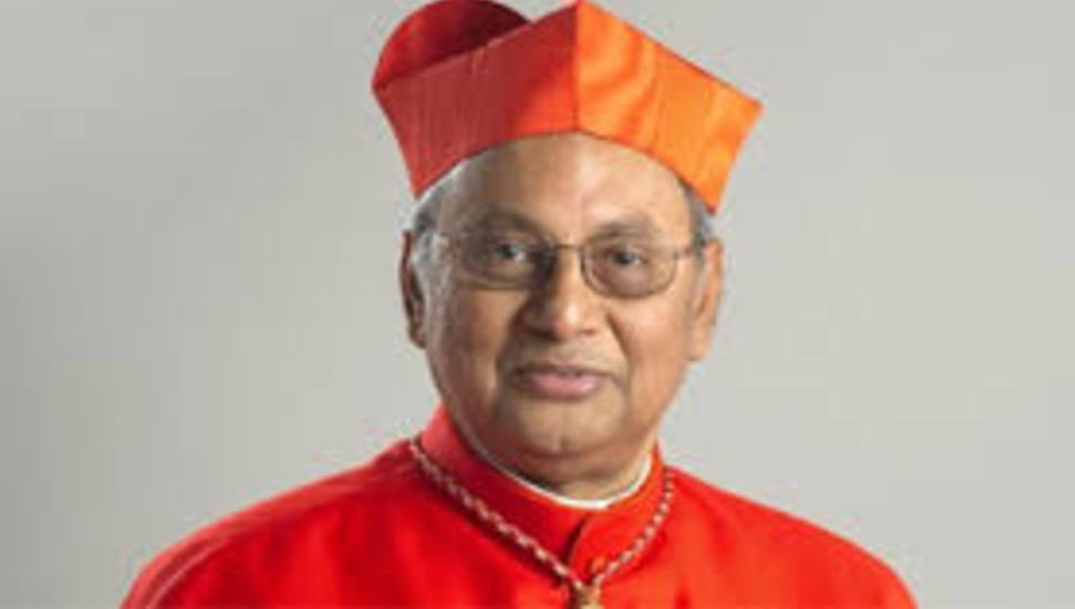 LIVE Press conference of Cardinal Malcolm Ranjith