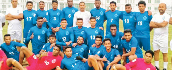 TAFC hold upper hand over SL Police FC