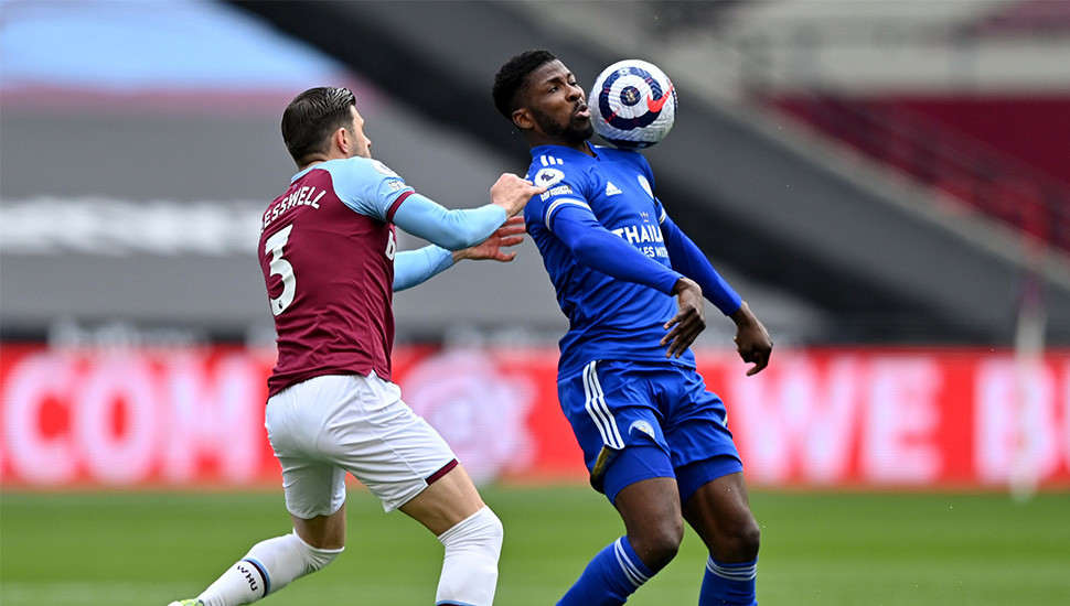 Iheanacho Sends Leicester Into FA Cup Final