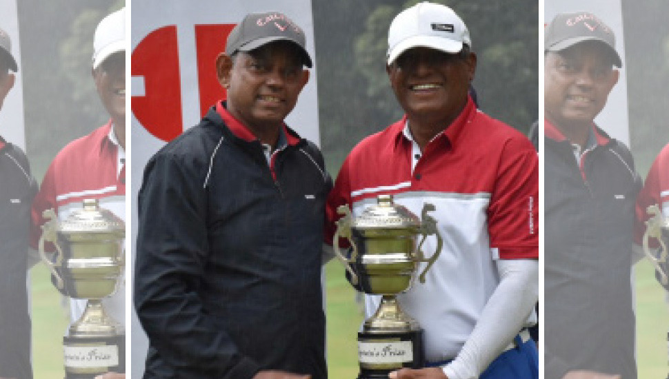 NEGC Captains Cup, Presidents Prize and Aitken Cup: Preena, Nayana and Manjula win