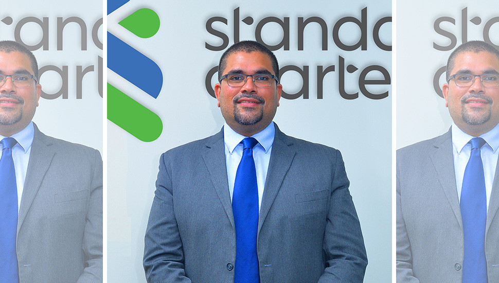 Standard Chartered  Sri Lanka appoints  Aroshana Fernando to Country Management Team