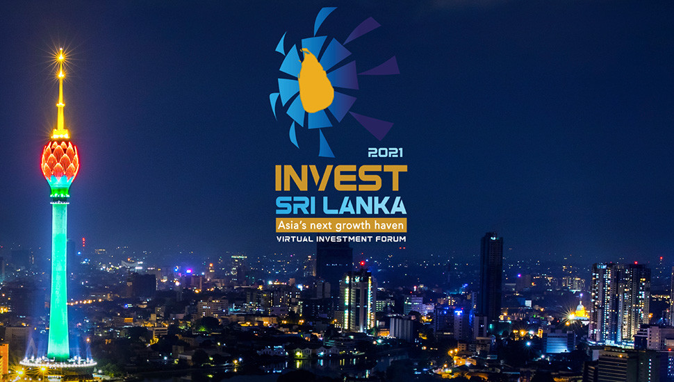 Sri Lanka's Investment to Showcase to the World from 7 - 9 June
