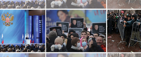 What do Russians  Really Think of Putin and Navalny?