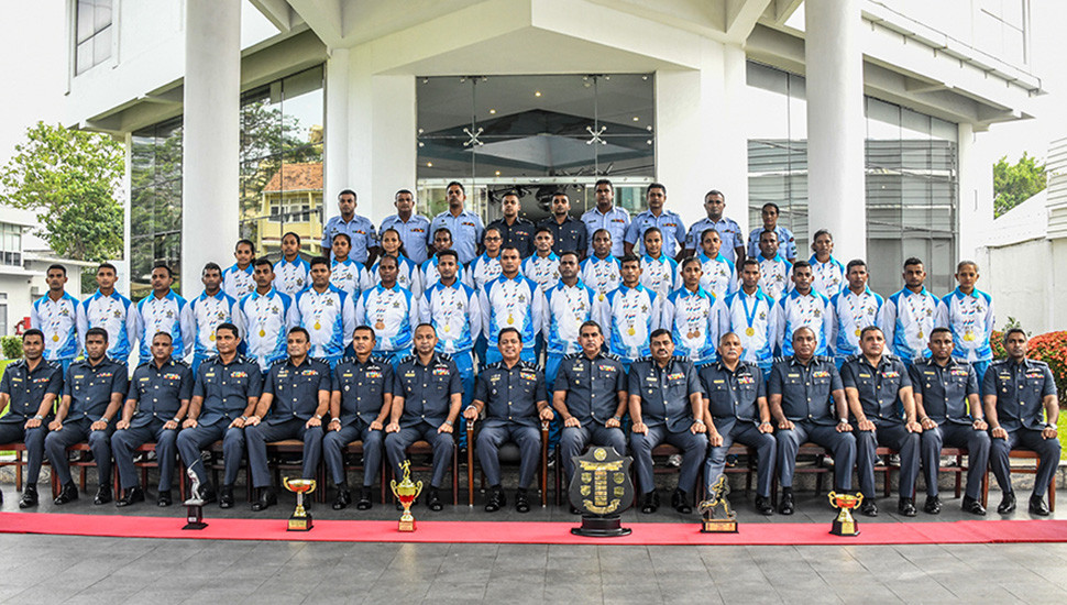 Outstanding Sports Achievers 2021 Felicitated By Slaf