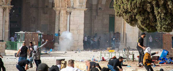 Escalation of violence in Jerusalem