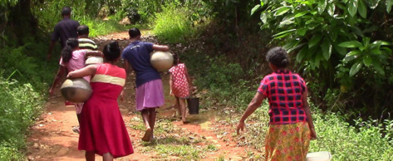 Thanabaddegama in Dire Need of Water