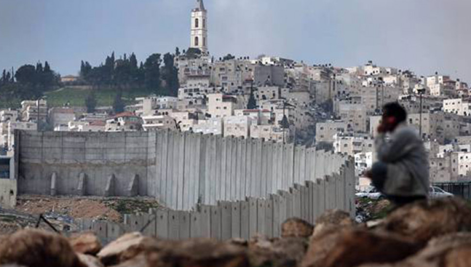 Apartheid in the Holy Land