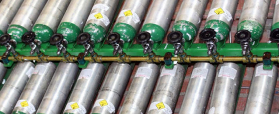 Government seeks assistance of 'Litro Gas' company to import oxygen cylinders
