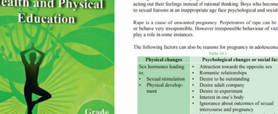 Questionable G11 Text Book Causes Furore