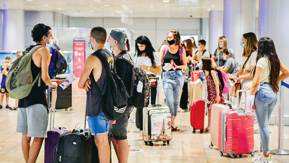 14- day mandatory quarantine for all foreign arrivals irrespective of vaccination