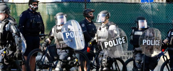 New US State Laws Suppress Racial Justice Protests
