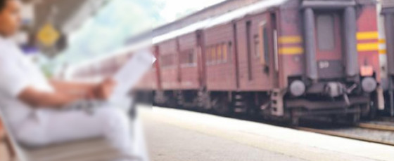 Long distance trains run from today