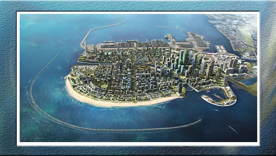First Port City project to be implemented in two phases