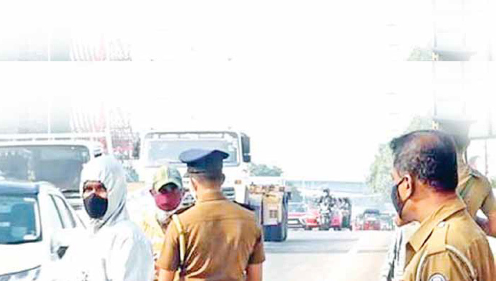 Inter-District Travel Restrictions Soon?