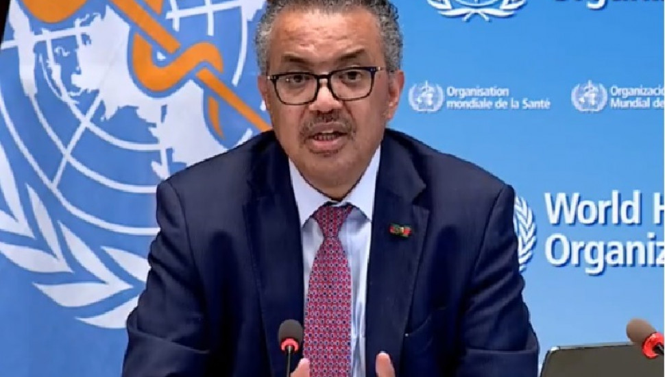 SL in dire need of foreign aid to fight pandemic : WHO