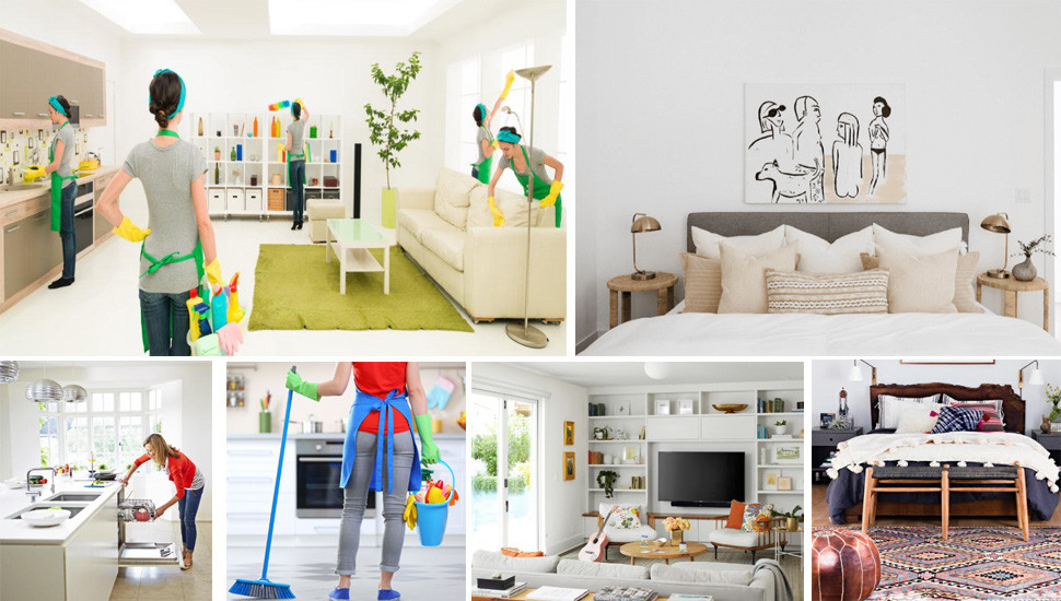 How to Deep-Clean Every Room in Your House