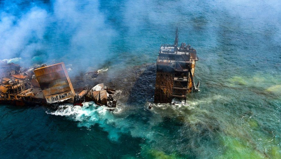 X-Press Pearl disaster: Compensation Could Take Years to Settle