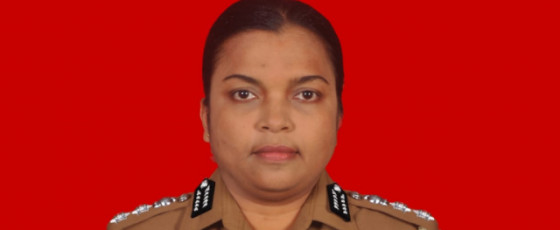 A woman gets a top post in CID for the first time.