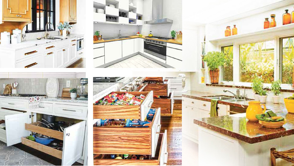 Mistakes to avoid when designing a new kitchen