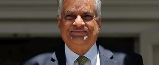 Ranil to occupy front row seat next to AKD