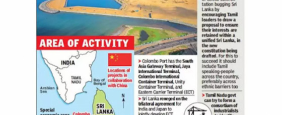 The Chinese Shadow in TN's backyard