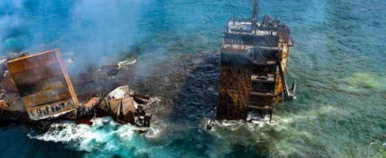 X-Press Feeders urged to speed up tracing bunker oil