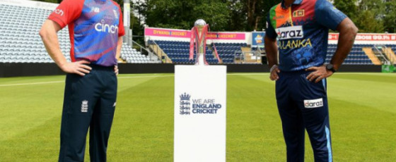 England beat SL in first T20