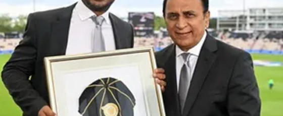 Sangakkara officially inducted into ICC Hall of Fame