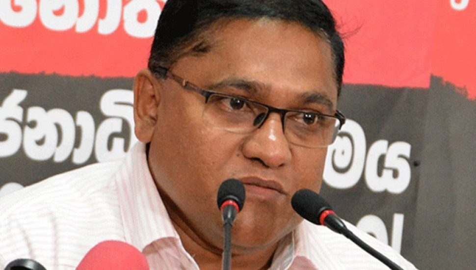 Govt failed to ensure ship complied with Int'l laws – JVP