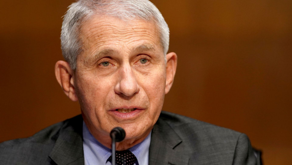 Delta COVID-19 variant greatest threat to U.S. pandemic response -Fauci