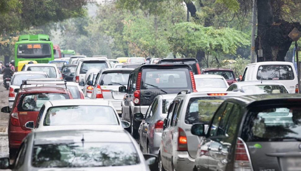 Motor Traffic Department's services suspended