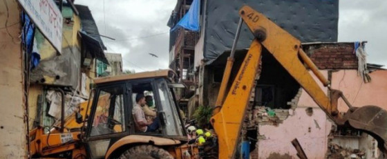 Mumbai building collapse: At least 11 dead, rescue efforts continue