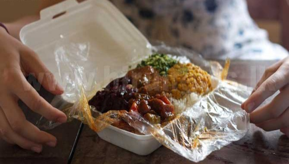 Environment Ministry to impose complete ban on lunch sheets