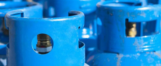 Price of 18-Litre gas cylinder fixed at Rs 1150