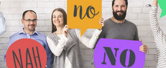 Saying No for Your Sanity