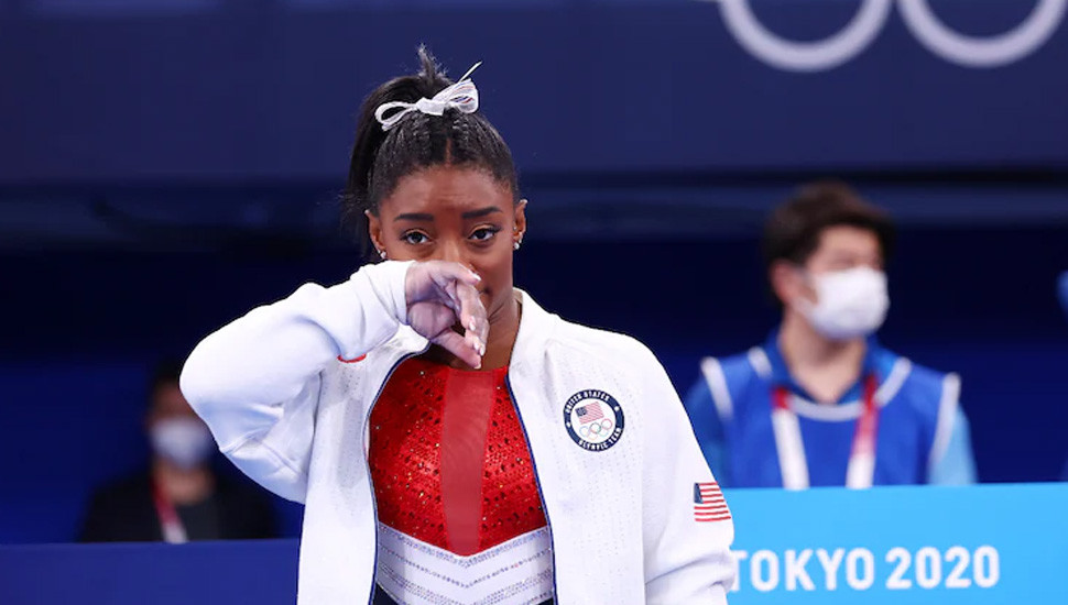 Biles out of next Tokyo event