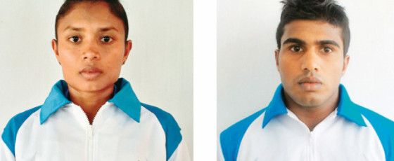 SLAF Commander extends his best wishes to Olympians