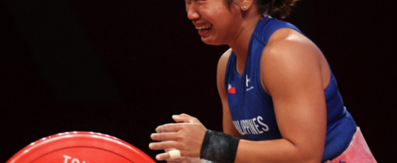Diaz wins first ever Olympic gold for Philippines