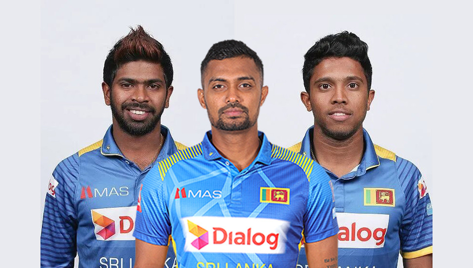 Mendis, Gunathilaka, Dickwella to be banned from all forms of cricket