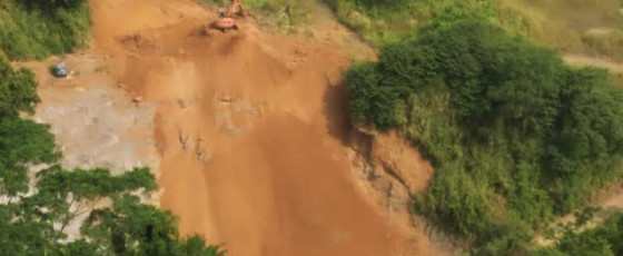 Quarry near historic sites in Kegalle causing concern