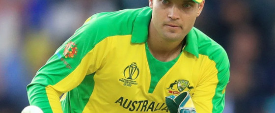 Finch injured, Carey to captain